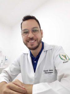 Fisioterapeuta <br>Danilo Máximo